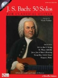 J.s. Bach - 50 Solos for Classical Guitar