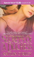 Secrets of a Duchess (Paperback)