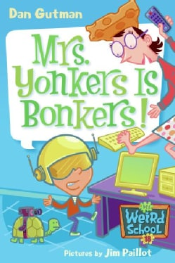 Mrs. Yonkers Is Bonkers! (Paperback)