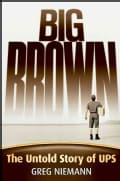 Big Brown: The Untold Story of Ups (Hardcover)