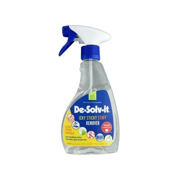De-Solv-It Icky Sticky Stuff Remover 12oz 36808373