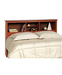 Chelsea Cherry Full/Queen Bookcase Headboard