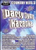 Party Tyme Karaoke: Country Hits 3 (DVD)