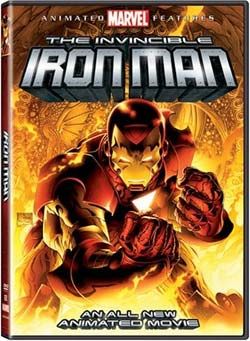 Invincible Iron Man (DVD)
