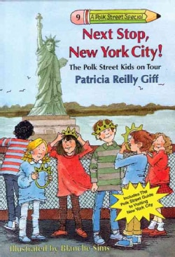Next Stop, New York City! (Paperback)