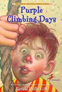 Purple Climbing Days (Paperback)