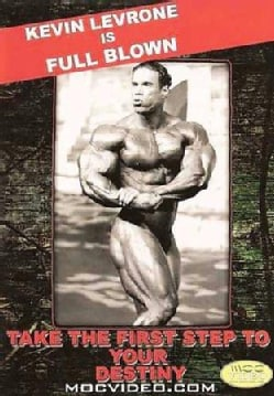 Kevin Levrone: Full Blown Bodybuilding (DVD)