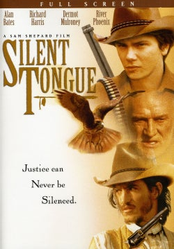 Silent Tongue (DVD)