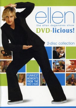 The Ellen: DeGeneres Show: DVD-licious (DVD)
