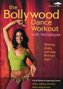 The Bollywood Dance Workout (DVD)