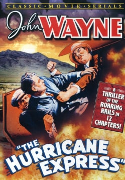 Hurricane Express Chapters 1-12 (DVD)