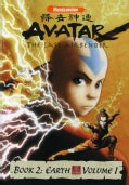 Avatar: The Last Airbender Book 2 - Earth Vol. 1 (DVD)