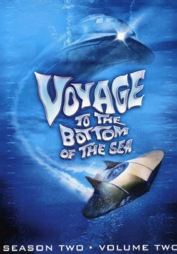 Voyage To The Bottom Of The Sea: Season 2 Vol. 2 (DVD)