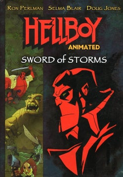 Hellboy Animated: Sword of Storms (DVD)