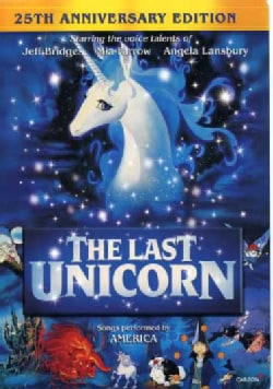 The Last Unicorn (DVD)