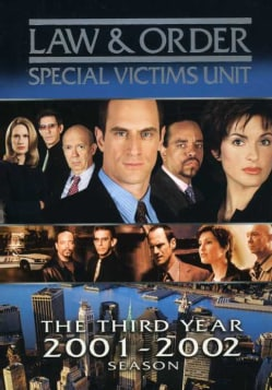 Law & Order: Special Victims Unit Season 3 (DVD)