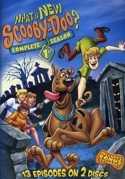What's New Scooby-Doo: Complete First Season (DVD)