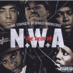 N.W.A. - The Strength of Street Knowledge: The Best of N.W.A. (Parental Advisory)