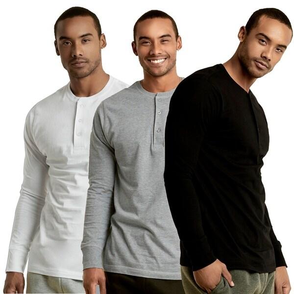 Knocker Men'S Henley Shirt 36888536