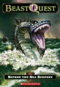 Sepron the Sea Serpent (Paperback)