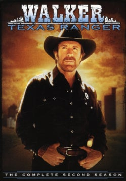 Walker, Texas Ranger: The Complete Second Season (DVD)