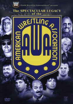 The Spectacular Legacy Of The AWA (DVD)