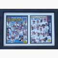 St. Louis Leaque/ World Champ Double Photo Frame