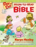 Day by Day Begin-to-read Bible (Hardcover)