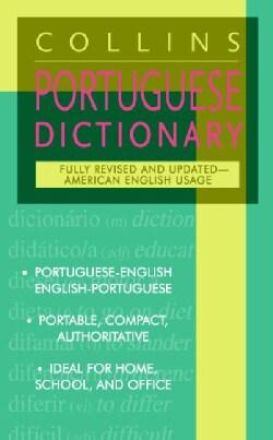 Collins Portuguese Dictionary (Paperback)