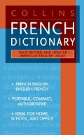 Collins French Dictionary (Paperback)