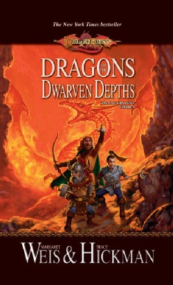 Dragons of the Dwarven Depths (Paperback)