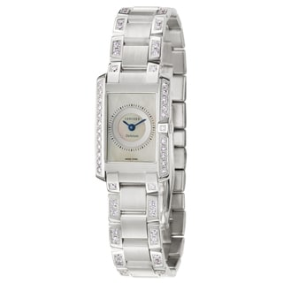 Concord Delirium Women's 18k Gold Diamond Watch
