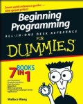 Beginning Programming All-in-One Desk Reference for Dummies (Paperback)