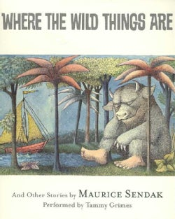 Where the Wild Things Are (CD-Audio)