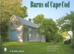 Barns of Cape Cod (Hardcover)