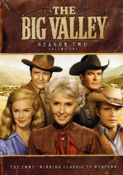 Big Valley Season 2 Vol. 1 (DVD)