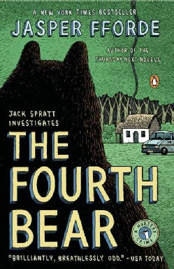 The Fourth Bear: A Nursery Crime (Paperback)