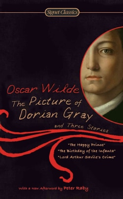 The Picture of Dorian Gray and Three Stories (Paperback)