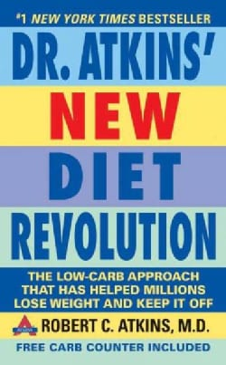 Dr. Atkins New Diet Revolution: Revised and Improved (Paperback)