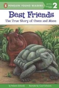 Best Friends: The True Story of Owen and Mzee (Paperback)