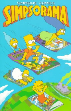 Simpsons Comics Simps-O-Rama (Paperback)