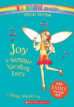 Joy the Summer Vacation Fairy (Paperback)