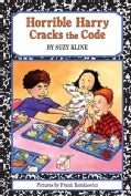 Horrible Harry Cracks the Code (Hardcover)
