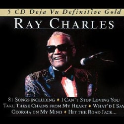 Ray Charles - Definitive Gold