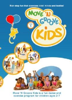 Move 'N Groove Kids Vol 1 (DVD)