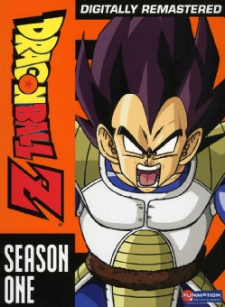 Dragon Ball Z: Season 1 (DVD)