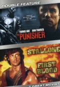 The Punisher/First Blood (DVD)