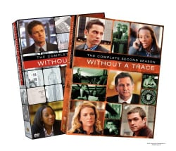 Without a Trace: The Complete Seasons 1-2 (DVD)
