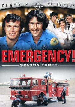 Emergency! Season Three (DVD)