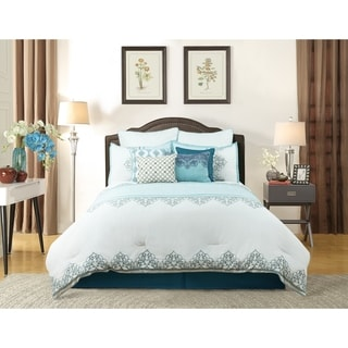 Angela 10-piece Comforter Set